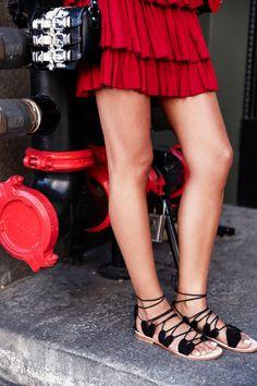 VivaLuxury - Fashion Blog by Annabelle Fleur: FREE SPIRIT
