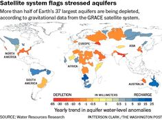 O ASSUNTO É!?: New NASA data show how the world is running out of...