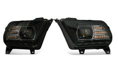 Ford Mustang (2010-2014): XB LED Headlights
