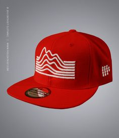 Dataset / Acoustic Snapback (Red)  Available now at: www.feeldataset.com