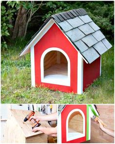 45 Easy DIY Dog House Plans & Ideas You Should Build This Season