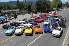 Mount Shasta Datsun Meet Index