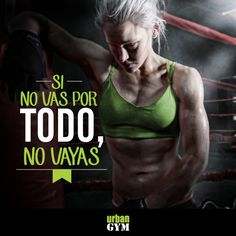 Urban Gym motivación