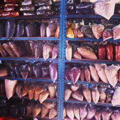 Spices in Tulum, Mexico