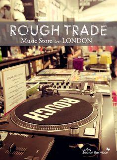 Rough Trade - Tienda de música en Londres