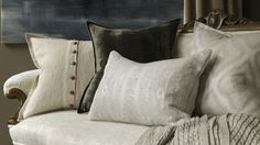 French sofa #intede #fabric #design