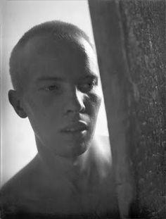 Ray Johnston, photograph by Hazel Larsen Archer