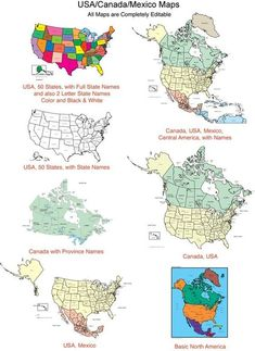 Map Of Usa with State Names States And Capitals, United States Map, Map Of Delaware, North America Map, Nevada State, Southwest Usa, Tourist Map, California Map, Us Map