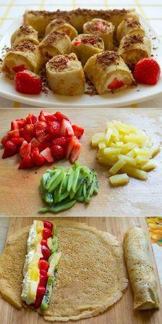 Fun Easy Recipes, Easy Meals, Fruit Sec, Healthy Snacks, Healthy Recipes, Yummy Food, Tasty, Pin On, Food Platters