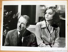 The Nancy Drew Sleuth Unofficial Website 1970s Tv Shows, Fantasy Films, Me Tv, Jennifer Fisher, Press Photo, Science Fiction, Tv Series, Portrait, Couple Photos