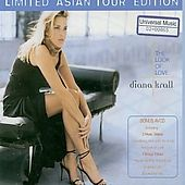 DIANNA KRALL The Look of Love CD 2001 The Verve Music Group Female Vocalist Good