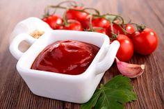 Salsa casera a base de ketchup