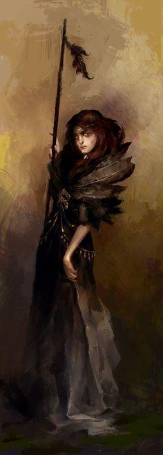 Balazaring noblewoman from Dykene