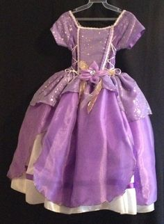 Sofia the First inspired girls dress by CouturePrincessWigs, $95.00