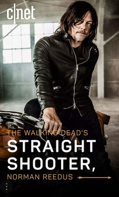 Norman Reedus looking exceptionally hot!!