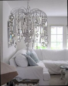 Chandeliers at Beach House 27