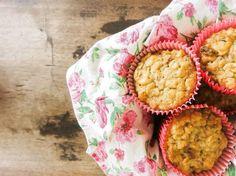 muffin e maca aveia e melll
