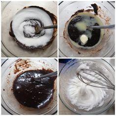 Torta sacher ricetta facile - Blog di Il caldo sapore del sud Steampunk Halloween, Blog, Finger Foods, Sprouts, Pudding, Pumpkin, Party, Desserts, Brunch Ideas
