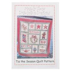 Mandy Shaw's Tis the Season Quilt Pattern