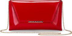 Envelope Bag von Buffalo in rot für Damen. Gr. 1