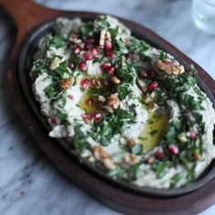 7 Middle Eastern Dips to Make Beyond Hummus