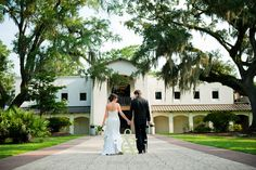 Tallahassee Wedding | Kyle & Emily | J&J Photography | Visitor Center | missionsanluis.org