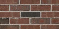 Glen Gery Rustic Burgundy-- Brick Accents/Eyelids