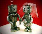 Robots In Love treasury
