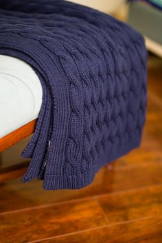 ed7f997aef0 Big Cable Throws are the must have bed and couch accessory. Knitted  Cushions