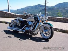 1998 Honda Shadow Aero VT-1100