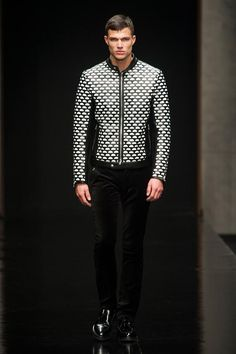 John Richmond Fall/Winter 2014-2015 Menswear Collection