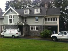 Exterior House Renovation // Ardmore, PA // After
