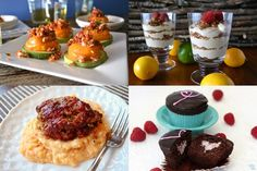 Recipe Contest Round up: 36 Appetizers, 52 Mains (breakfast options separated out), and 91 Desserts-- all DF!
