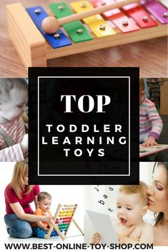 best toddler toys for learning