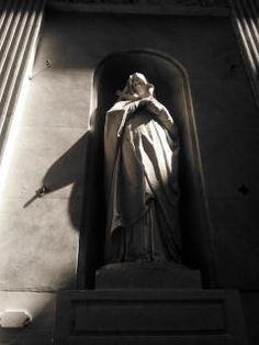 Madonnina del Centro Storico, Genoa -Italy