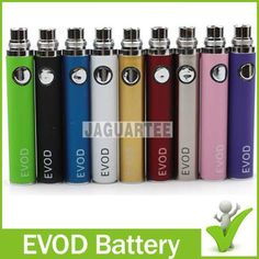 Best EVOD - Cheap Evod Battery for Evod Mt3 E Cigarette Ego Mt3 X10 Atomizers Evod Bcc Mt3 Atomizer 510 T Ego T Ego Series Ego Chargers 650mah 900mah 1100mah Online with $2.93/Piece | DHgate