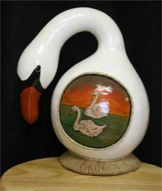 The Gourd Reserve - all about gourds-Martha Bloom Swan