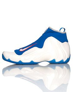 NIKE MENS White Footwear / Sneakers 8.5  *NIKE FLIGHTPOSITE  *Men's high top sneaker  *Zip-to-reveal-lace-closure  *Carbon fiber detail design  *Signature swooshes throughout  *Cushioned inner sole   $210.00 #men #kicks
