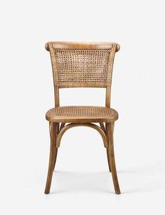 Cane Furniture, Modern Home Furniture, Bespoke Furniture, Kitchen Chairs, Dining Room Chairs, Dining Room Furniture, Large Dining Rooms, Walnut Table, Living Room Shop