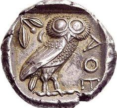 Attica Drachma, Athens Numismatic Museum.