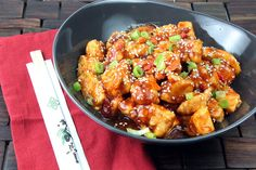 Takeout Makeover: General Tso's Chicken | Generation Y Foodie