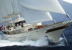Athena sailboat