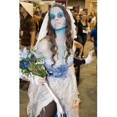 Tim Burton's corpse bride is probably going to be the winner for this year