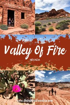 Heading to the Valley of Fire with kids? Check out the ultimate guide to one of Nevada's best state parks located less than an hours drive from Las Vegas! www.thetattooedtravelers.com // Hikes // Petroglyphs // Rock Formations // State Park | Nevada Road Trip // #valleyoffire #nevadastatepark #overton #nevada