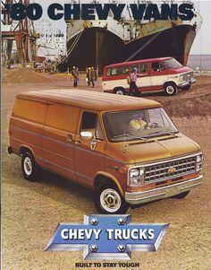 1980 Chevrolet Vans