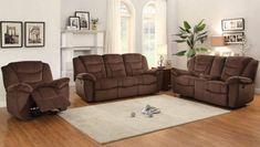 Home Elegance Cardwell Living Room Set