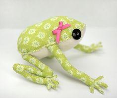 Custom Frog by Skunkboy Creatures., via Flickr