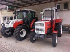 steyr Steyr, Slovenia, Austria, Switzerland, Tractors, Vehicles, Tractor, Vehicle