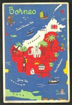 Travel, Holidays Borneo,