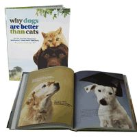 Why Dogs are Better Than Cats Book
